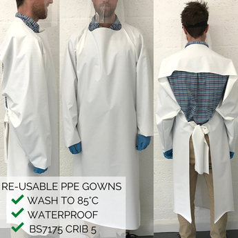 Re-usable Gown